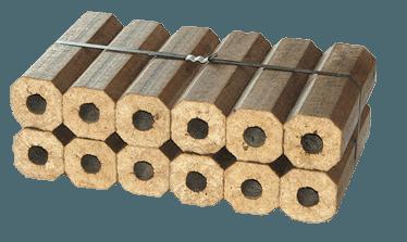 евродрова - топливные брикеты