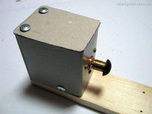 самодельная передняя бабка из металла
