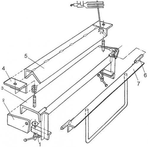 Листогиб пошаговая инструкция