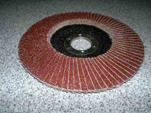 абразивный круг для зачистки ржавчины
