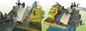 Заводская модель фрезерного станка