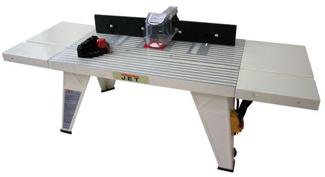 облегченный фрезерный стол