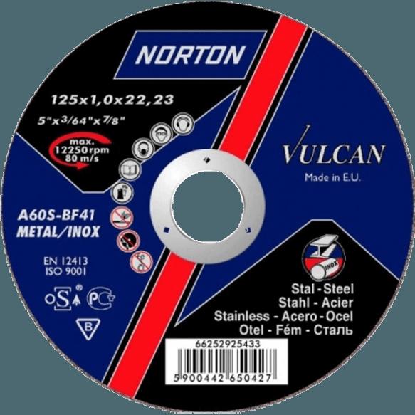 диск по металлу фирмы Vulcan