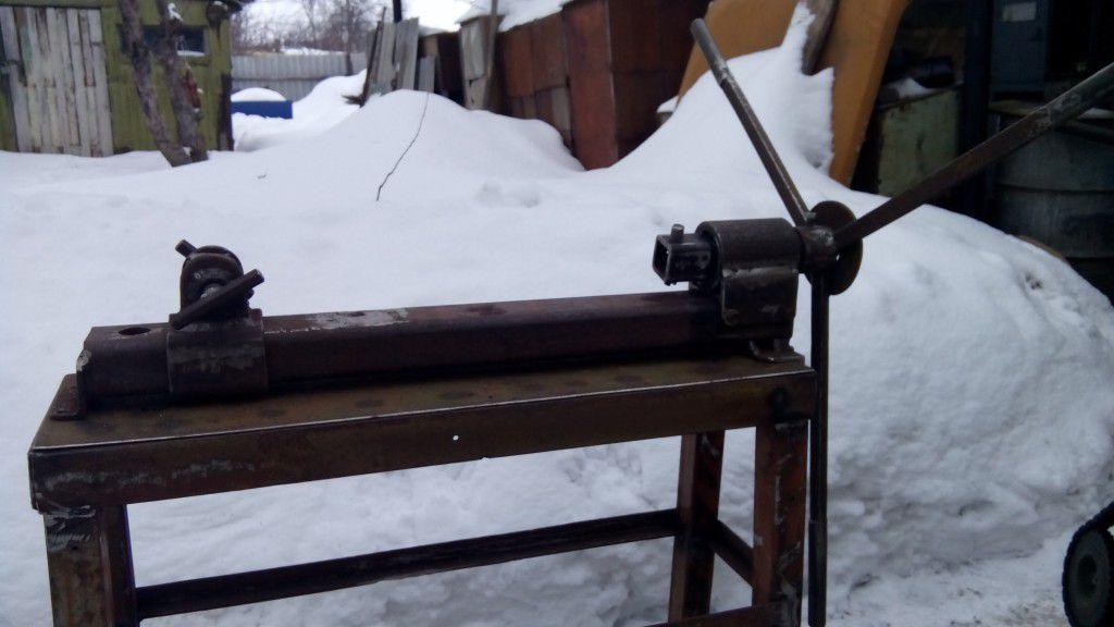 Оборудование холодной ковки металла своими руками