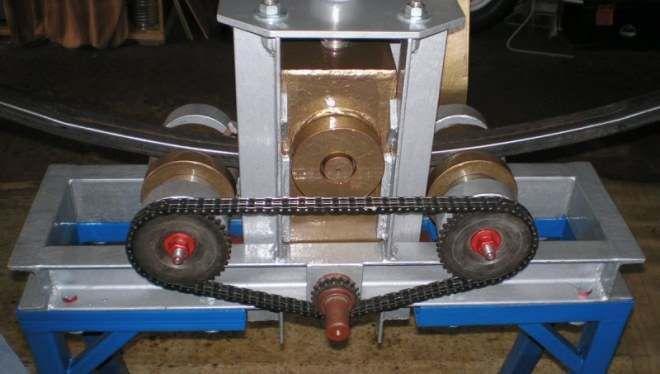 Изготовление токарного станка по металлу