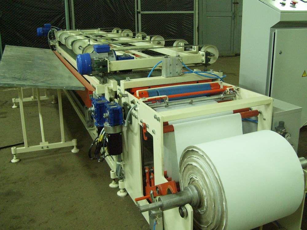 Дому оказывает продажа оборудования для производства туалетной бумаги оборудование, инвентарь комплектующие
