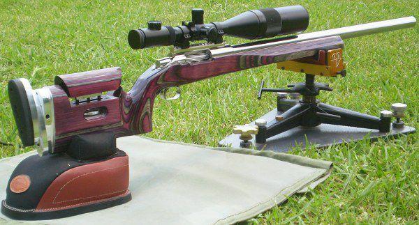 Как сделать станок для пристрелки пневматики фото 947
