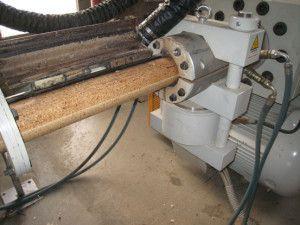 Установка по производству топливных брикетов методом экструзии