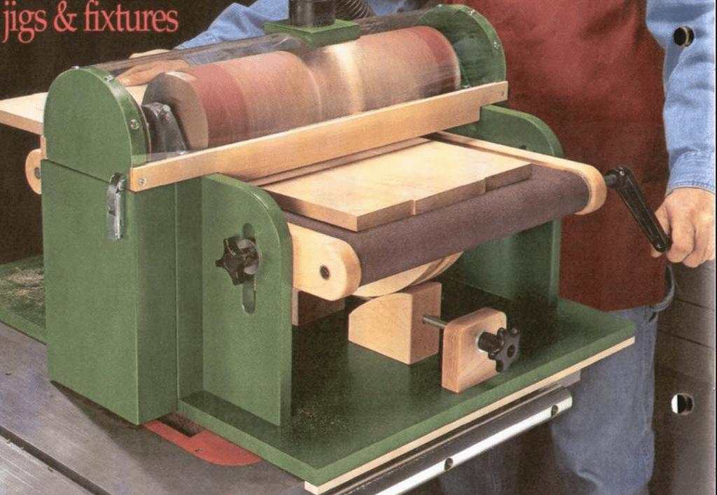 Самодельные станки и приспособления для мастерской своими руками 735