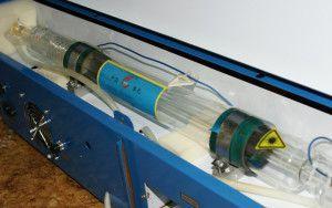 лазерная трубка из ЧПУ-гравера
