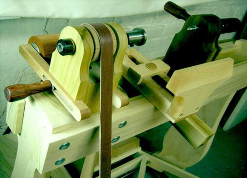 деревянная станина