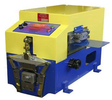 автоматический станок для изготовления гофроколена