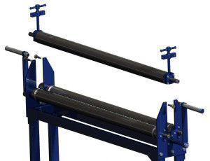 Пример ручной заводской модели станка